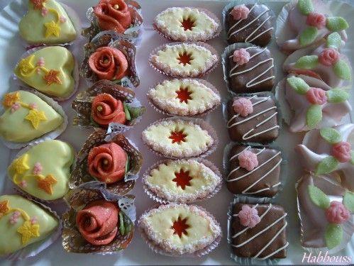 Gâteaux Algériens Pour Un Mariage Algérie Me Manque