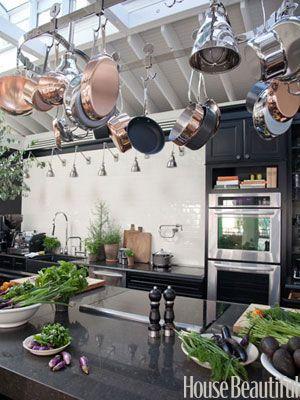 Tour The 2011 Kitchen Of The Year House Beautiful Kitchens Home Veranda Interiors