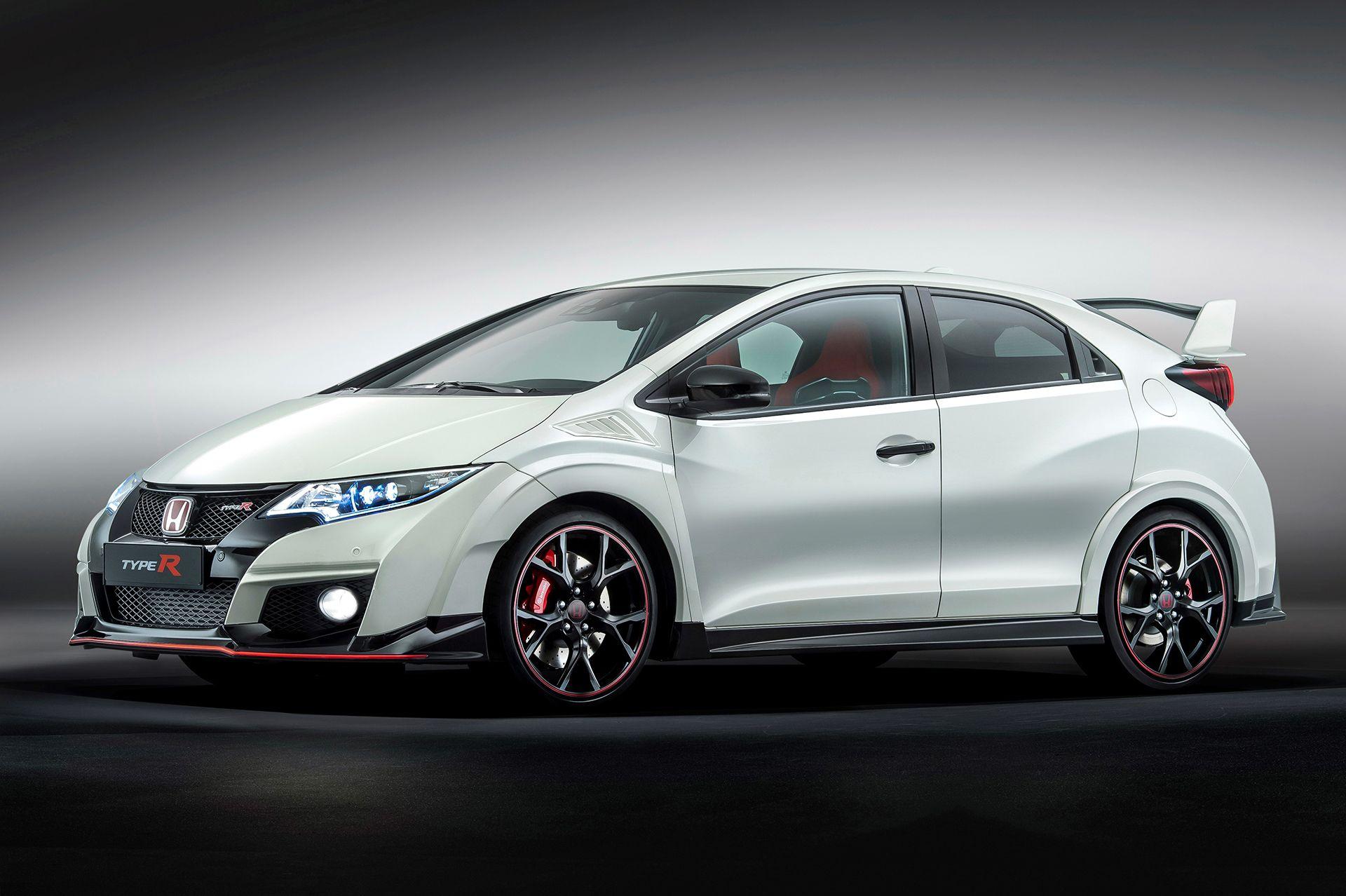 310 hp, VTEC Turbo e uma meta o novo Honda Civic Type R