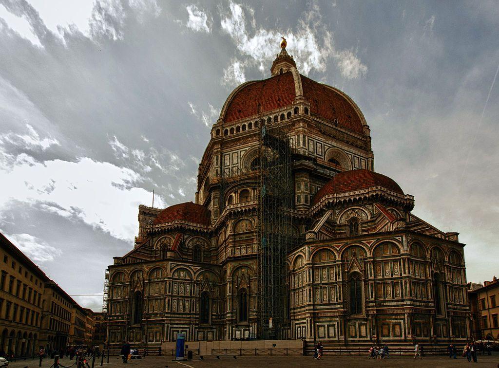 Zona absidale - Cattedrale di Santa Maria del Fiore - Wikipedia