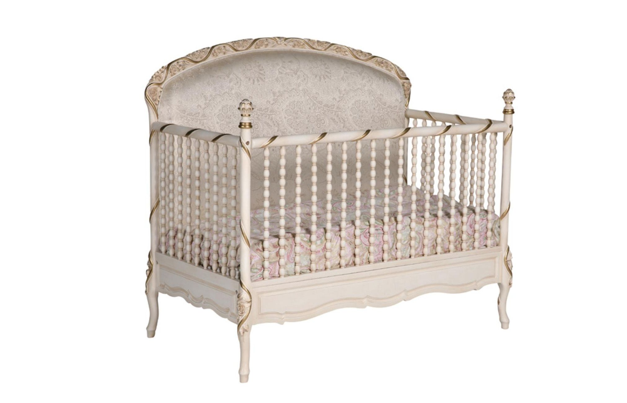 Luxury baby crib