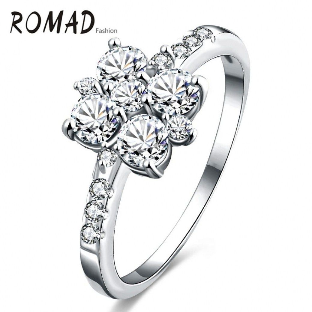 Fake Diamond Engagement Rings That Look Real Tags Best For Wedding