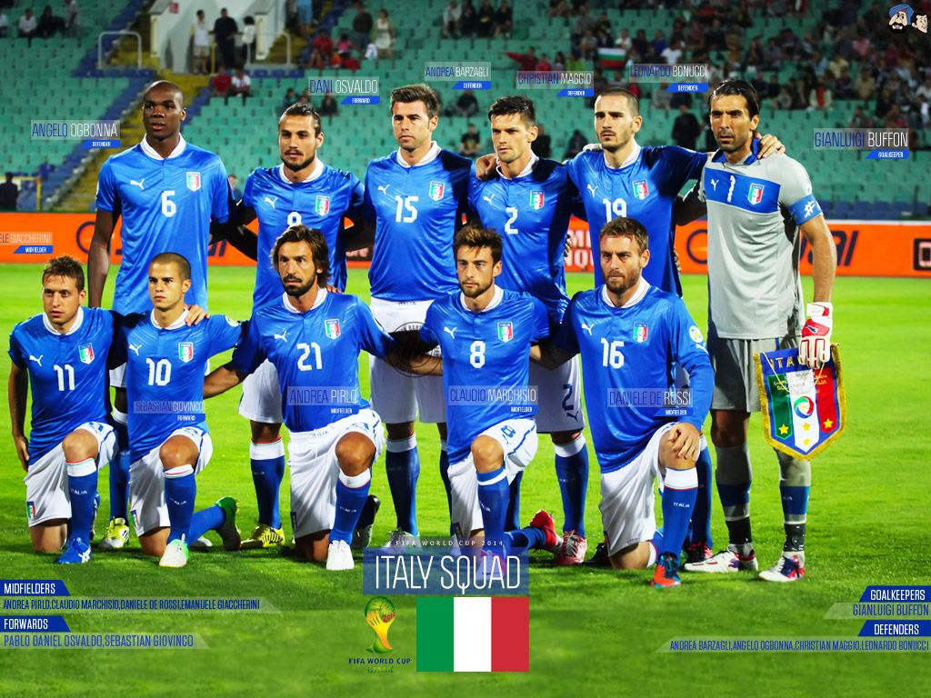 Fifa World Cup 2014 Hd Wallpaper 29 Italy National Football Team National Football Teams Italy World Cup