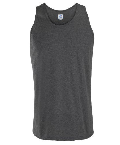 c12b456bdd636 Black Friday Russell Athletic Men s Basic Cotton Tank Top