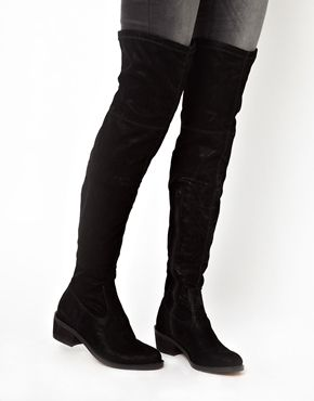 7edd89e4668 Image 3 of ALDO Sturmys Flat Over The Knee Boots
