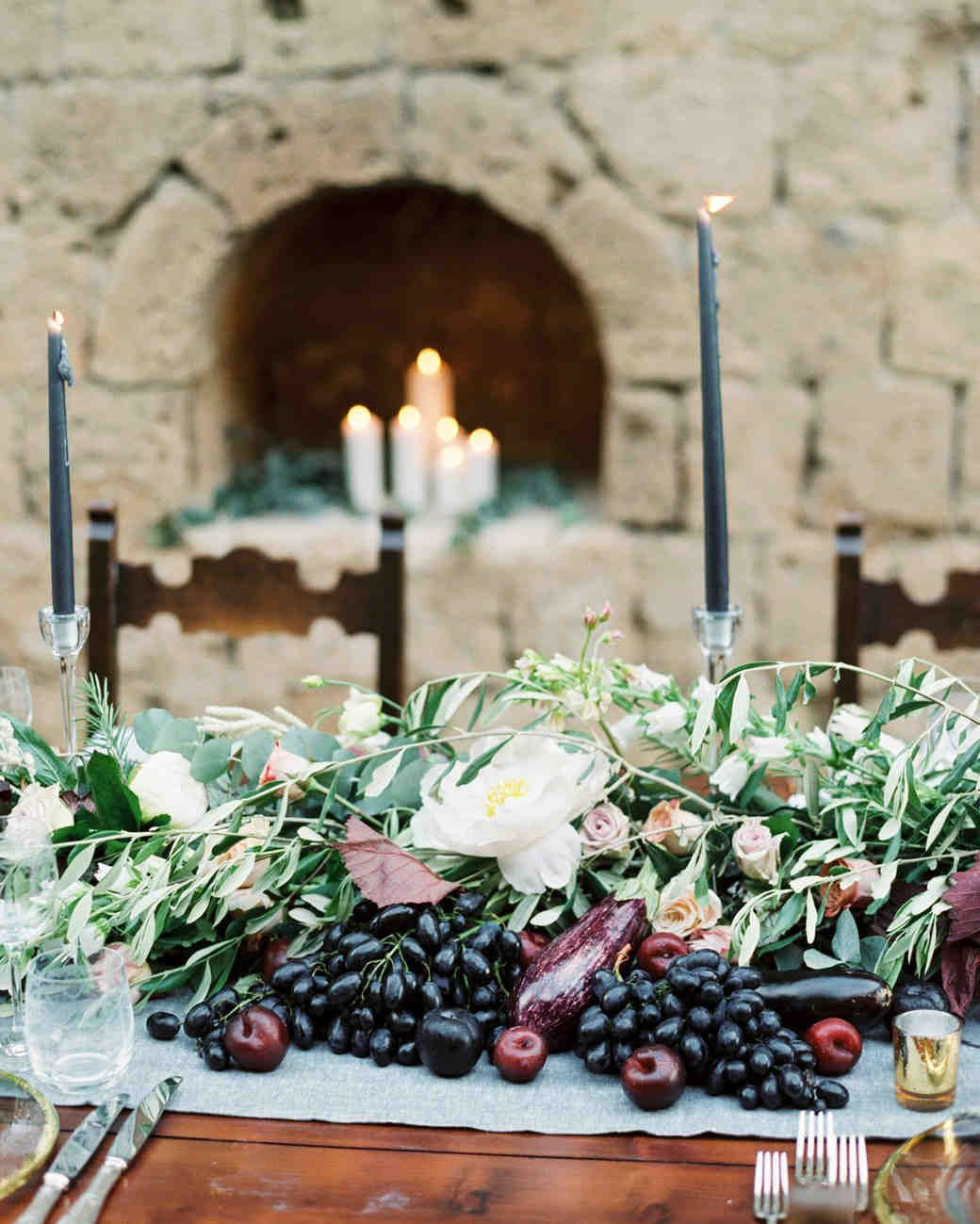 This Romantic Italian Wedding Features A Historic Venue And One
