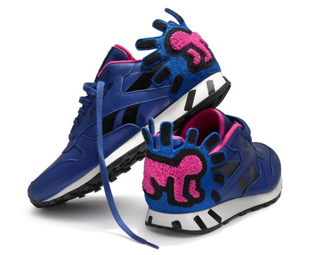 Keith Haring Foundation for Reebok