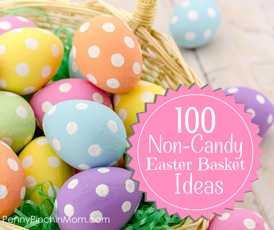 100 non candy ideas for your easter baskets easter baskets and easter negle Image collections