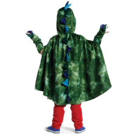 Dragon cape with claws for boys!