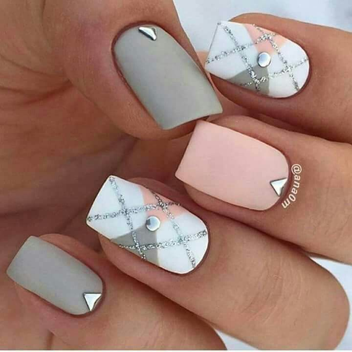 Matte nails are so pretty and elegant! If you are looking for nail designs  that are classy and chic, you can't go wrong with matte nail polish! - Nail Polish ♢F&I♢ NAILS Pinterest Spring Nails, Manicure