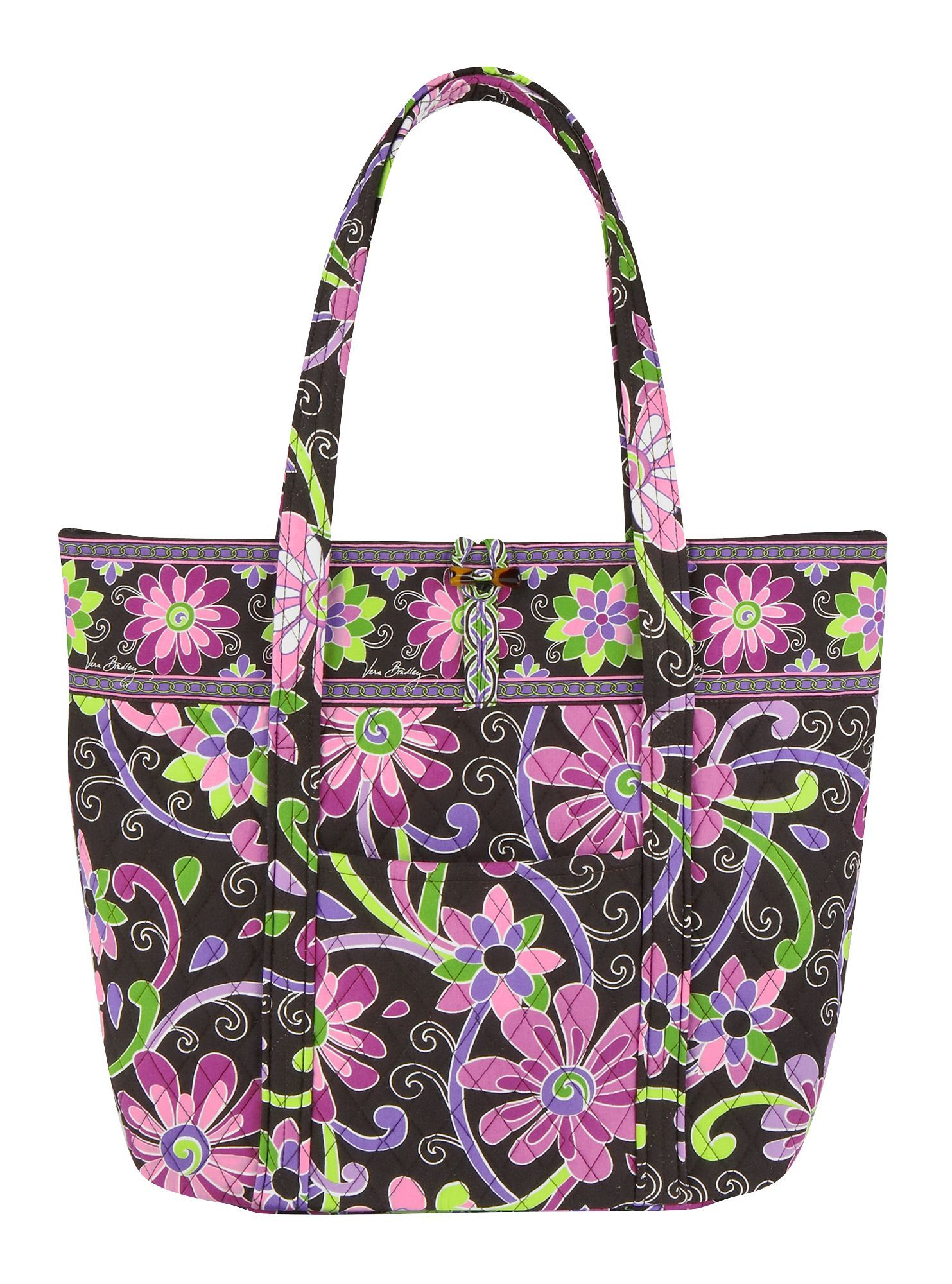 64c3c56974 Vera Bradley Vera in Purple Punch