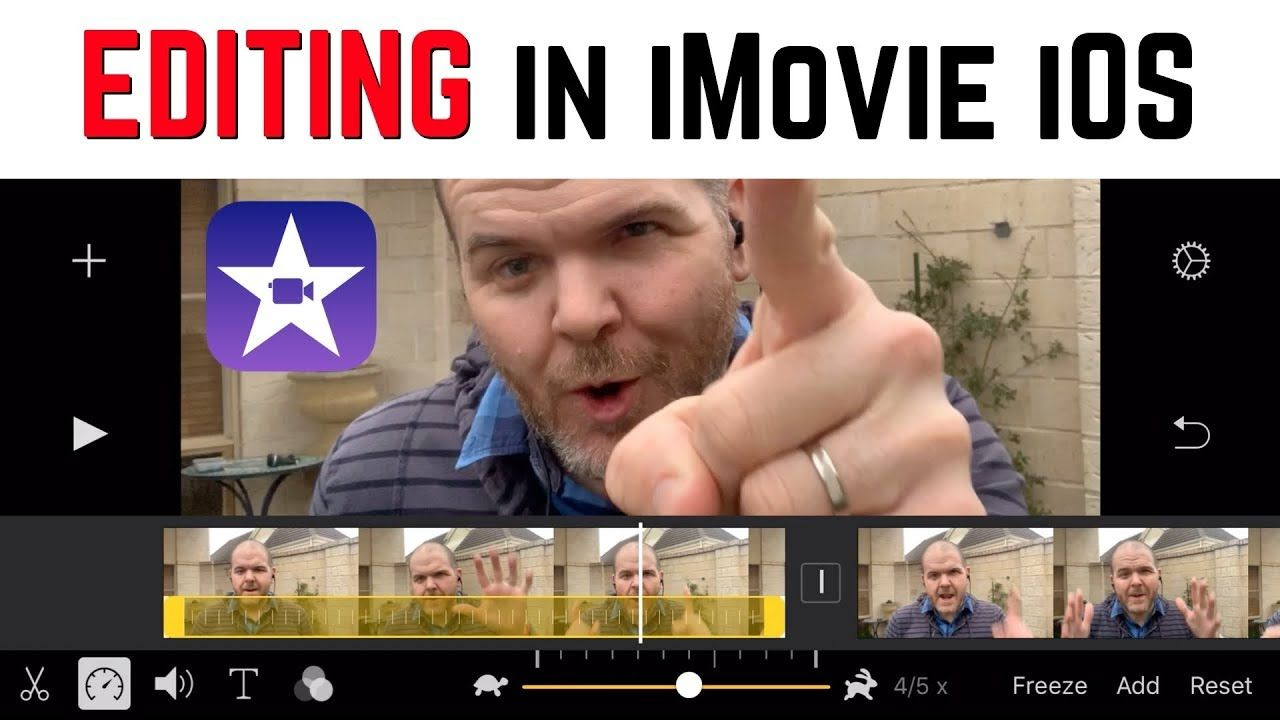 How To Add Photos To Imovie On Iphone