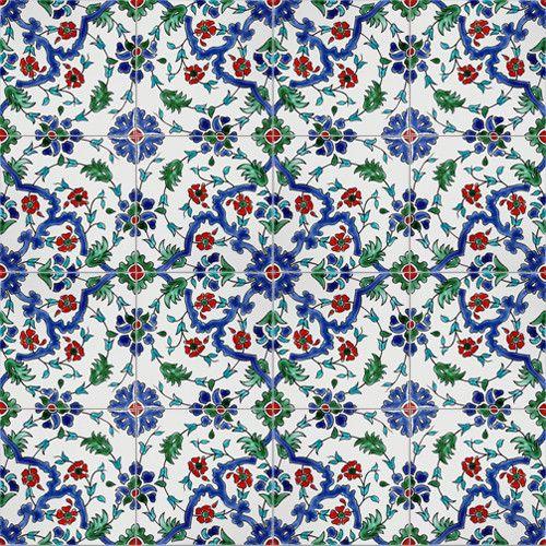 SOUTHERN TILES Mediterrane Wand