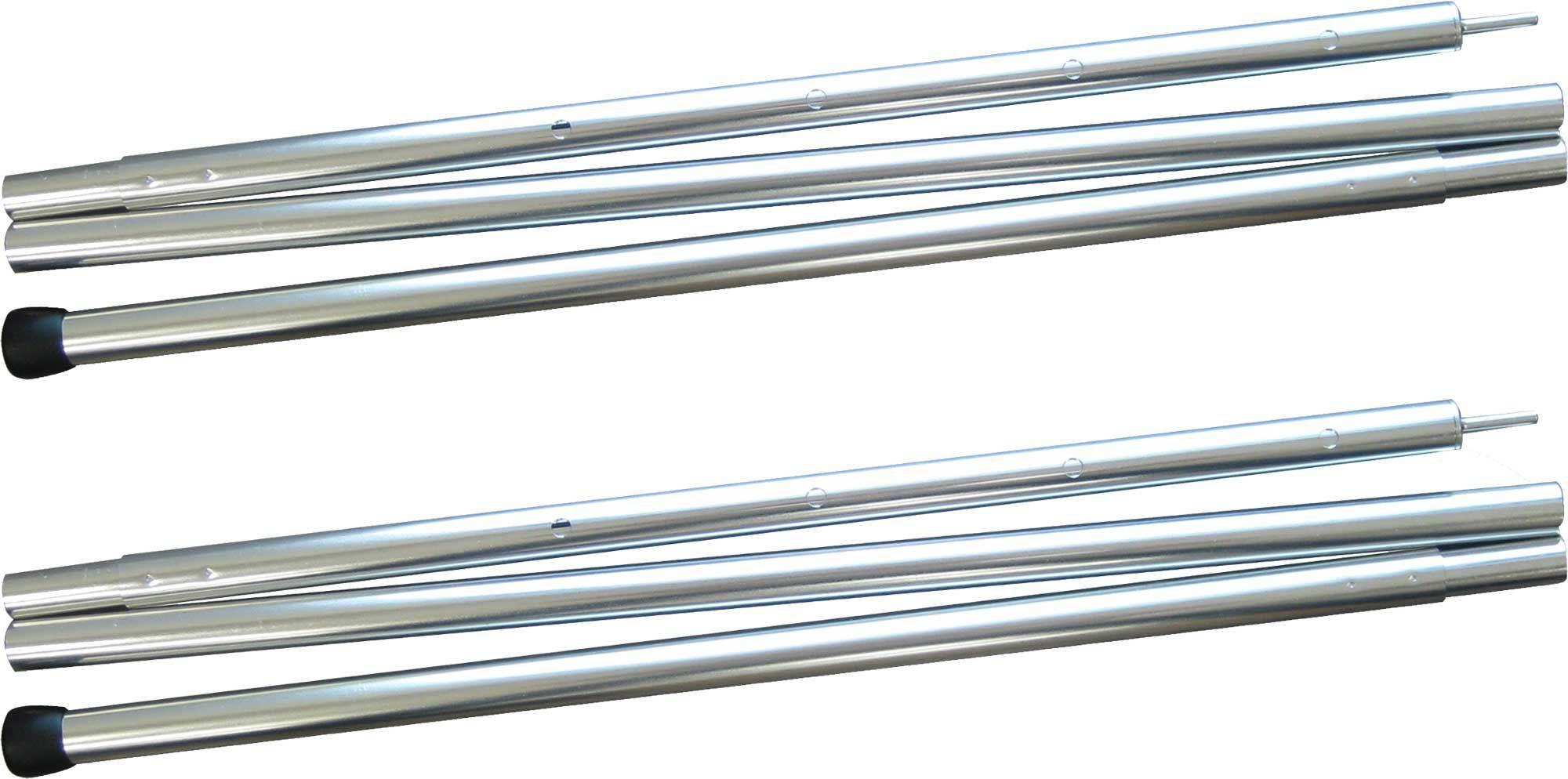 Mountainsmith Aluminum Tarp Poles, Gray Tarp poles