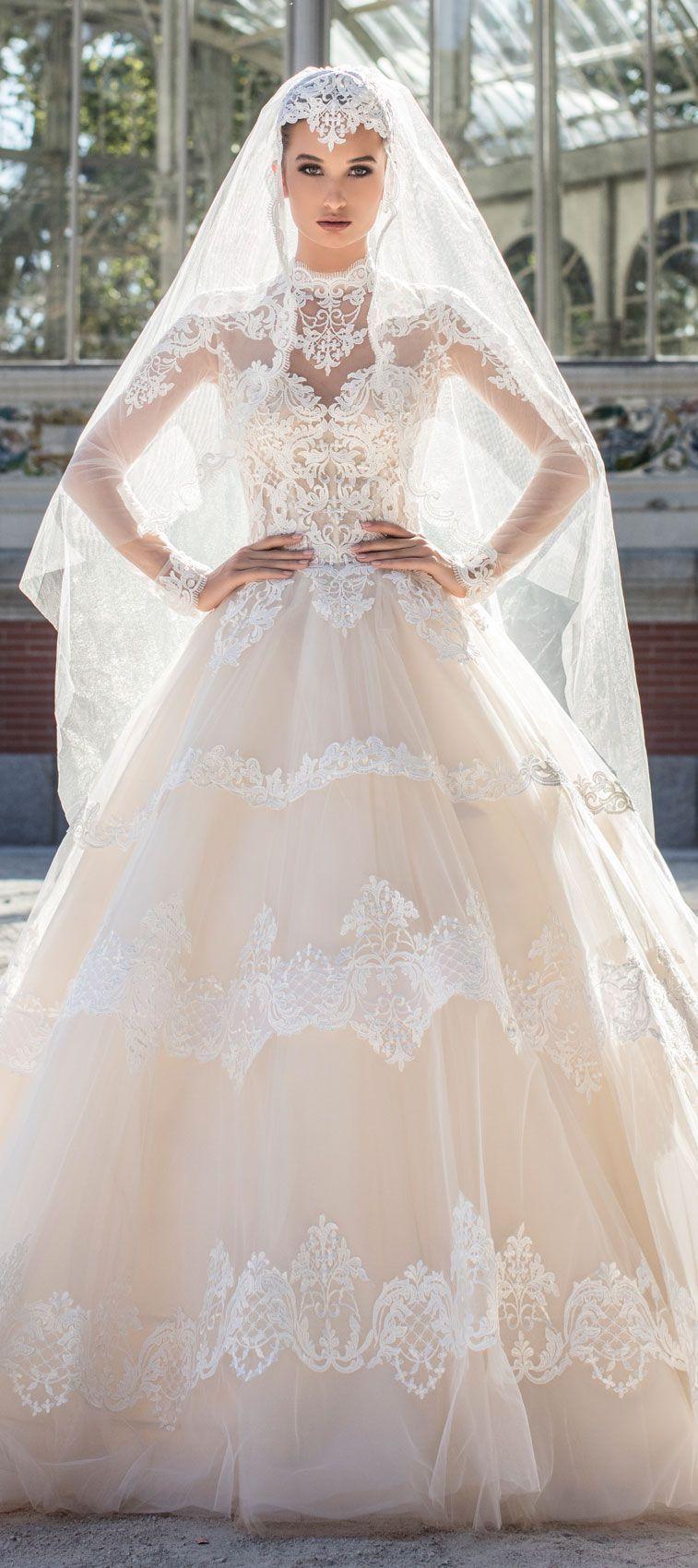 Romona keveza lace wedding dress october 2018 Victoria Soprano  Wedding Dresses ucThe Oneud Bridal Collection