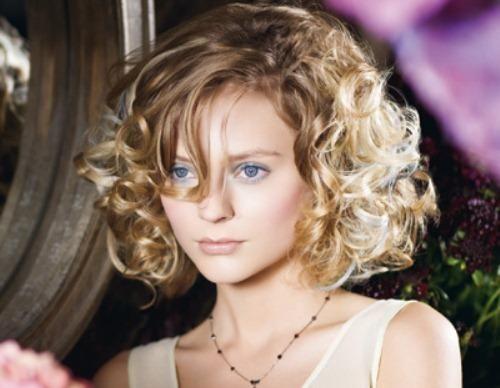Wondrous 1000 Images About Hair On Pinterest Curly Bob Jennifer Nettles Short Hairstyles Gunalazisus