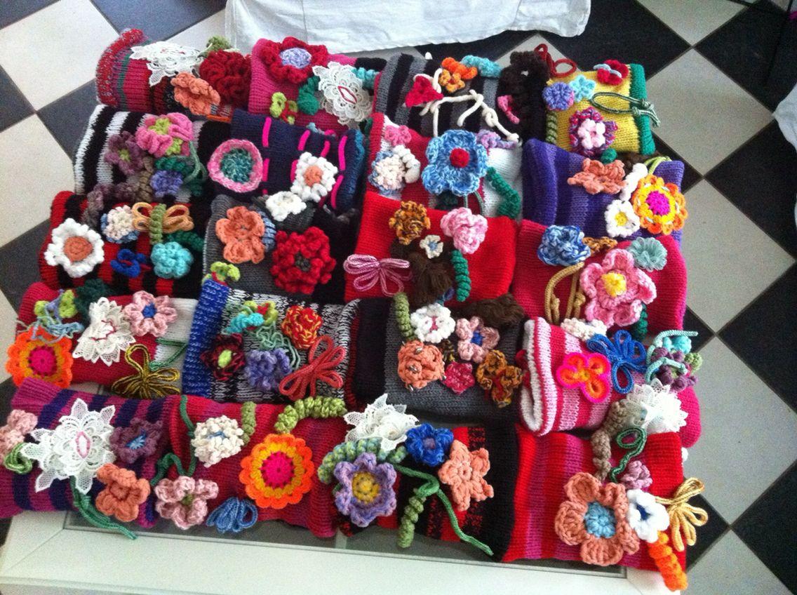 Fidget Blanket Alzheimers Pattern