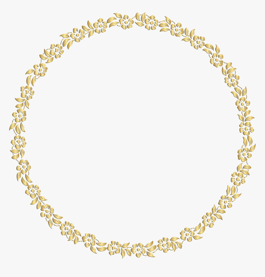 Gold Border Frame Clip Monograma Dourado Png Fundo Transparente Png Download Is Free Transparent Png Image Download And Use It Gold Border Gold Transparent