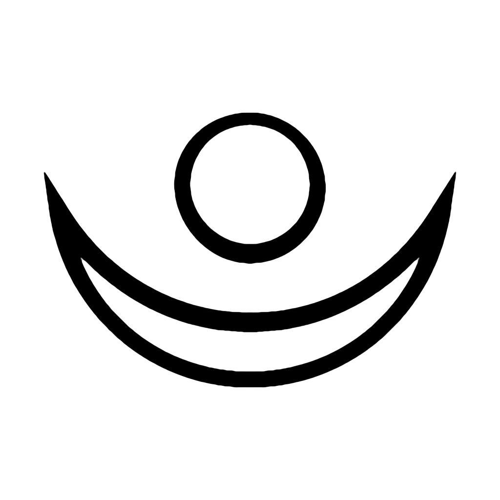 Egyptian Crescent Sun Symbol Vinyl Decal Egypt Pinterest