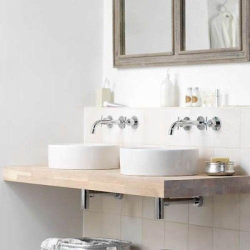 houten blad badkamer - Google zoeken | Badkamer | Pinterest | Searching