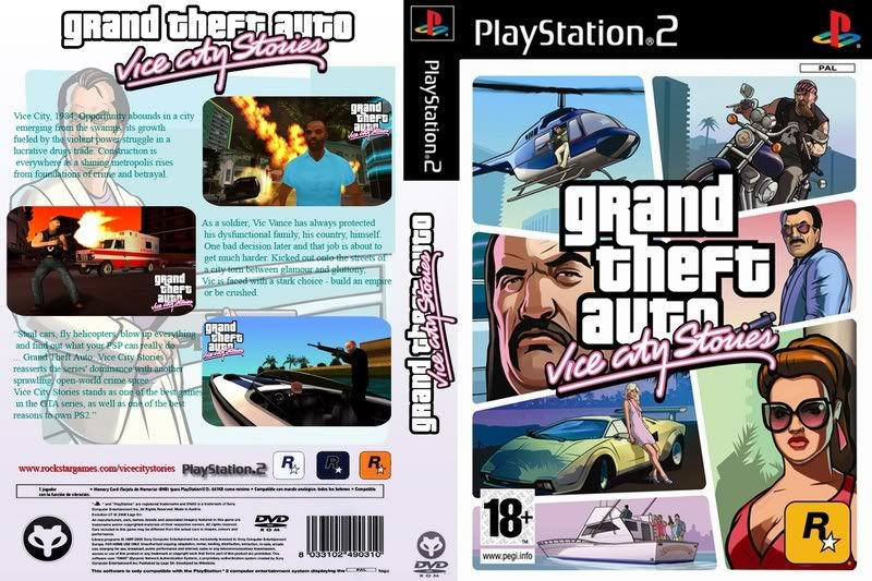 Gta Vice City Publication Poll Grand Theft Auto Vice City