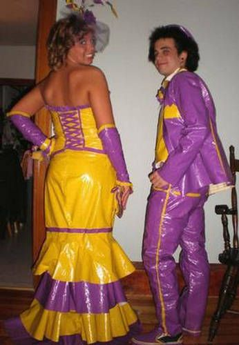 Ugly Prom Gowns