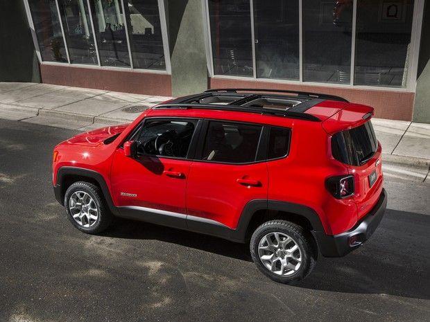 Fiat Chrysler Comeca A Produzir Jeep Renegade Em Pernambuco Jeep