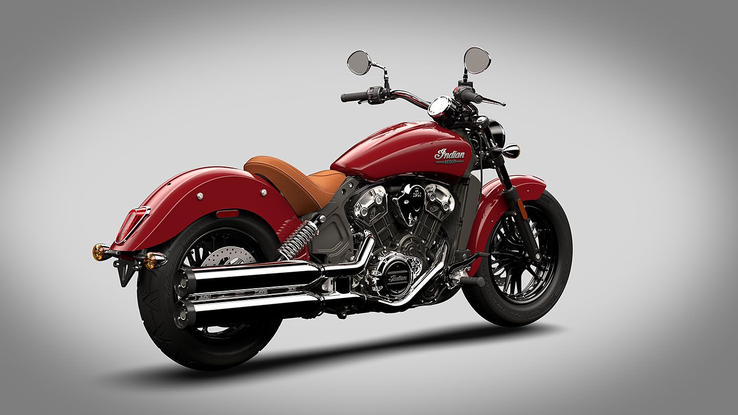 2015 Indian Scout Red Motorcycle Overview Indian Motorcycle Scout 2015 Indian Scout Red Motorcycle [ 812 x 1442 Pixel ]