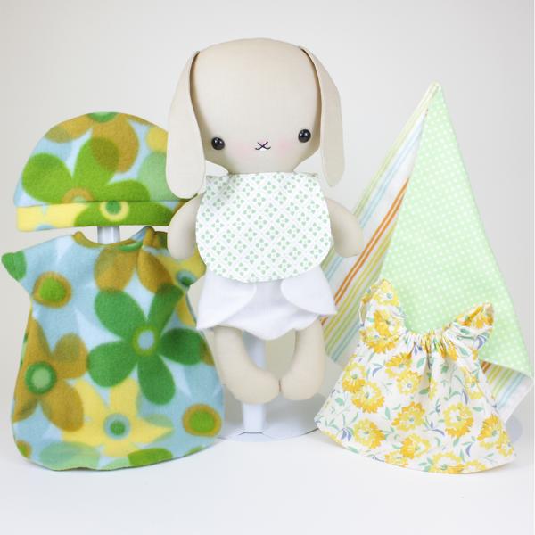 Bessie the Baby Bunny- Gift Set