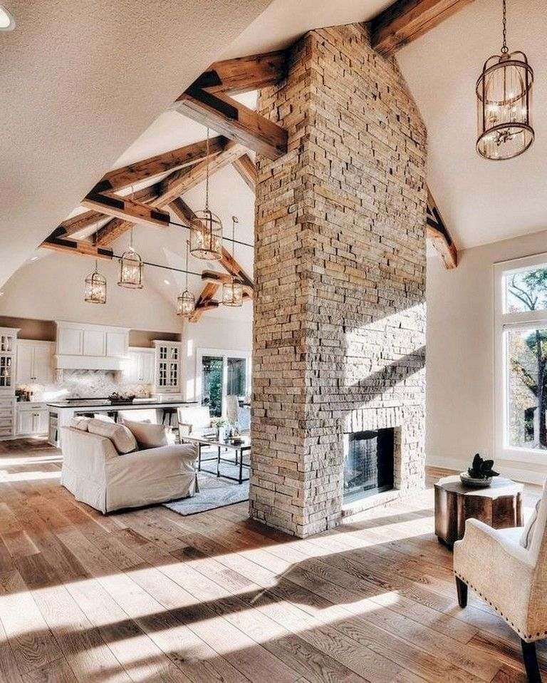10 Inspiring Farmhouse Livingroom Ideas You Will Love Farmhouse Livingroom Livingroomideas Farm House Living Room Home Remodeling House Design