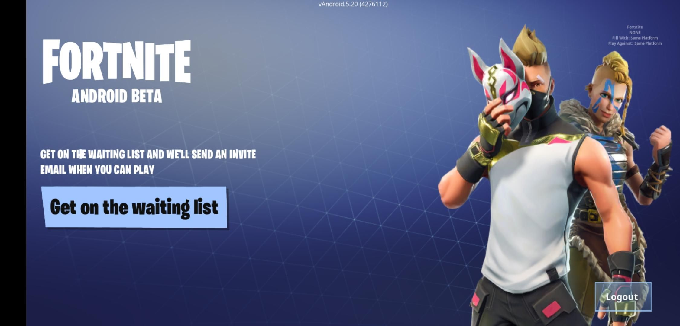 Download Fortnite Mobile Android APK Latest Version Free