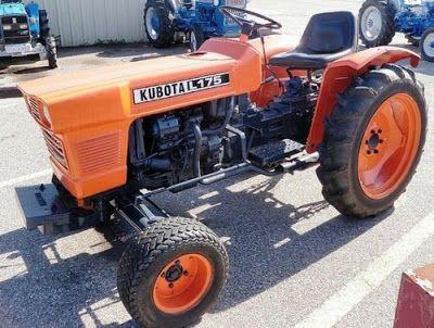 Kubota Workshop Service Repair Manual Kubota L175 L210 L225 L225dt L260 Tractor Serv Repair Manuals Tractors Repair