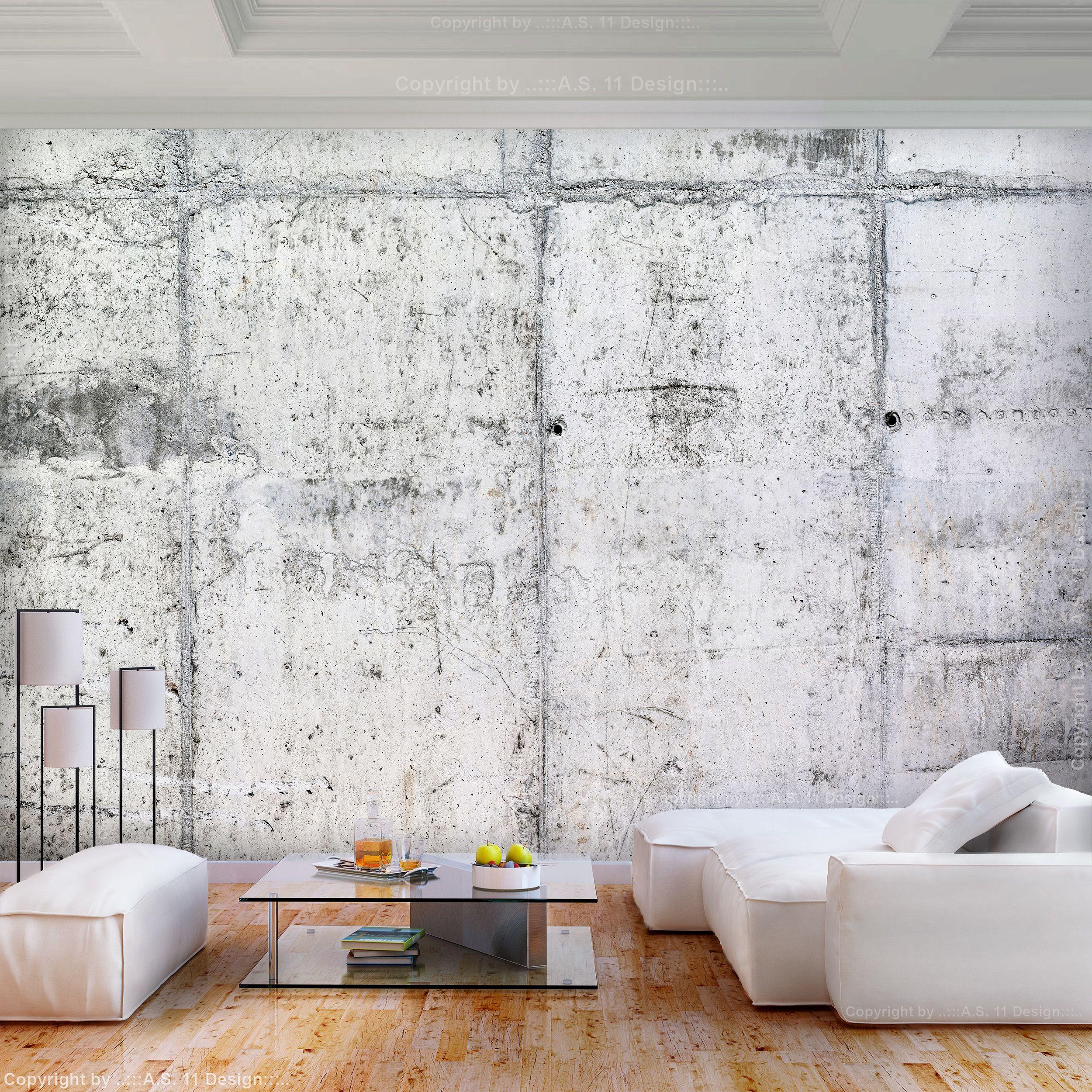 Vlies Fototapete Steinwand Beton Optik Grau Tapete Wohnzimmer Wandbilder Xxl 127 Ebay Tapete Wohnzimmer Fototapete Steinwand Fototapete
