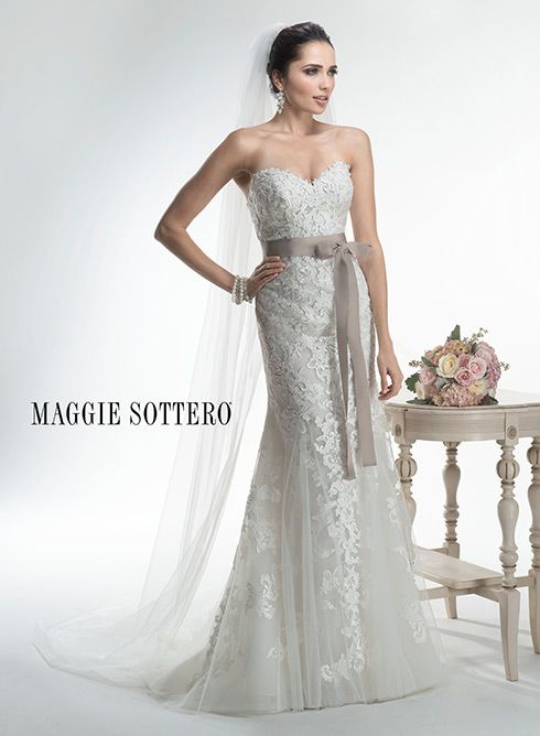Maggie Sottero Wedding Dresses   Maggie sottero, Bridal gowns and ...
