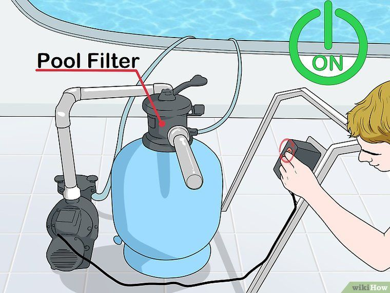 How To Raise Ph In Pool 12 Steps With Pictures Pool Pool Filters Raising