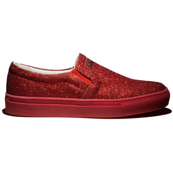 Maddox Fast Track Customisation sneakers - Red Swear SXLfrrRP