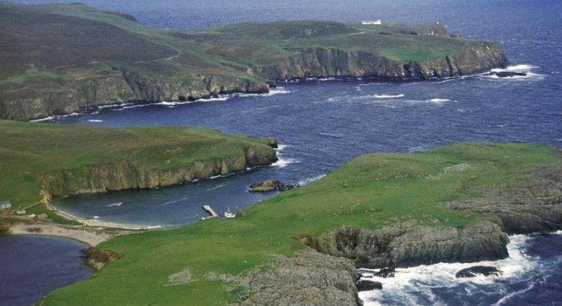 Fair Isle, Scotland | Shetland & Fair Isle yoal | Pinterest | Fair ...