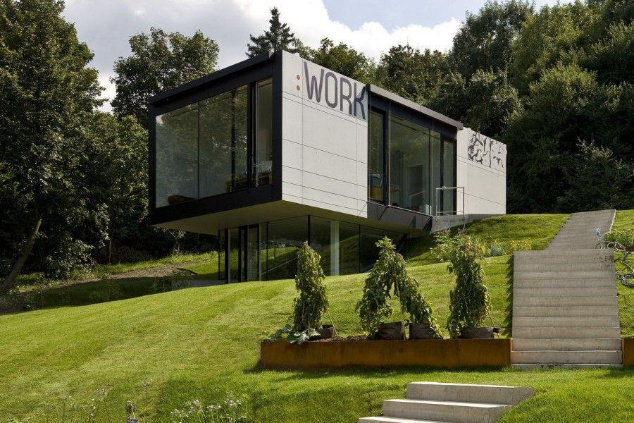 Raumwunder 25 quadratmeter minih user kosten nur for Wohncontainer fertighaus