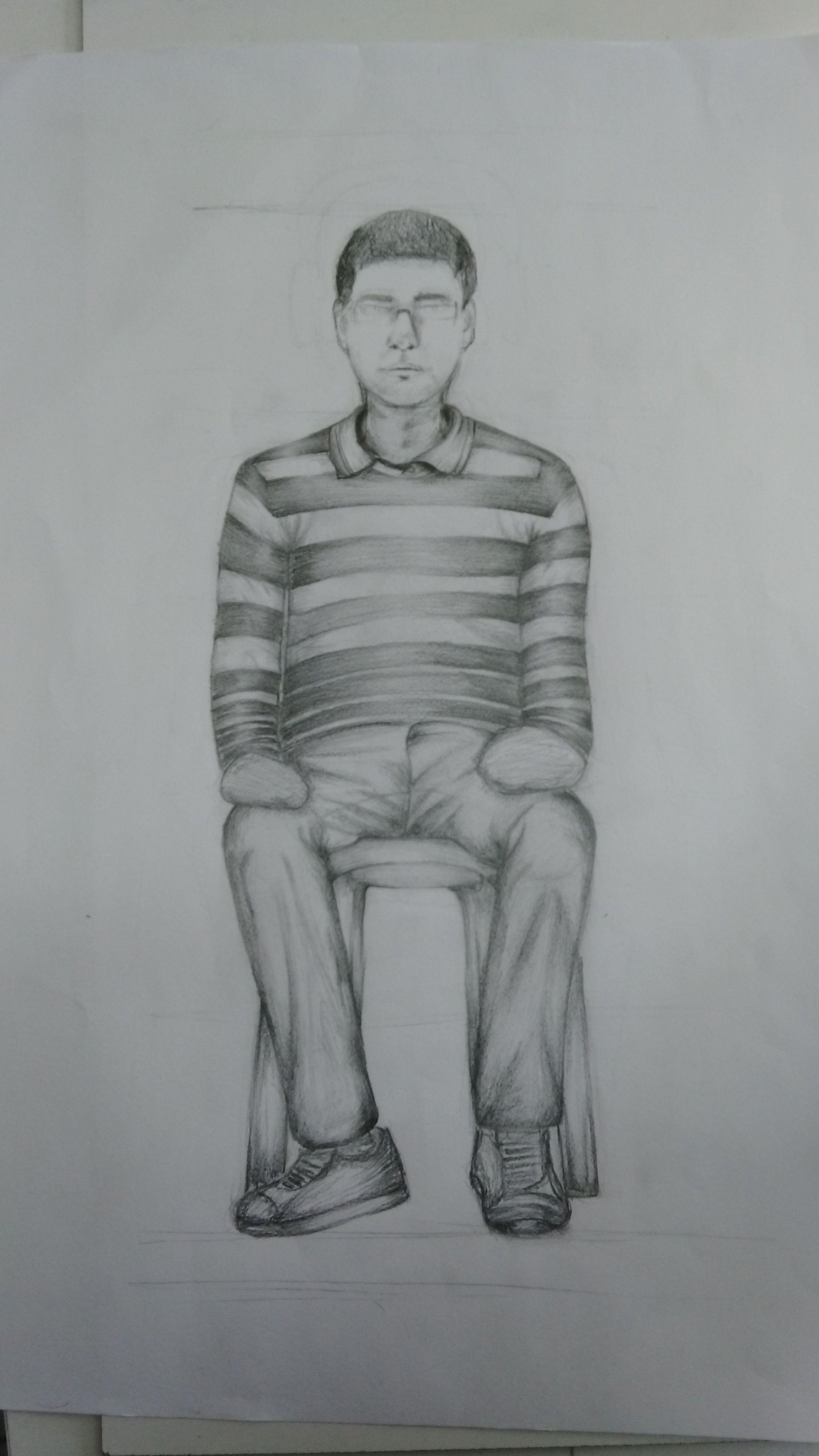 Canlı Insan Figürü Karakalem çizimlerim Sketches Ve Art