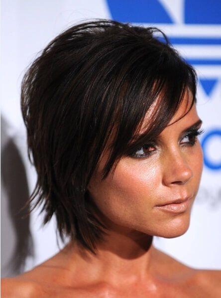 Bob Frisuren Von Victoria Beckham Trend Haare Haare Pinterest