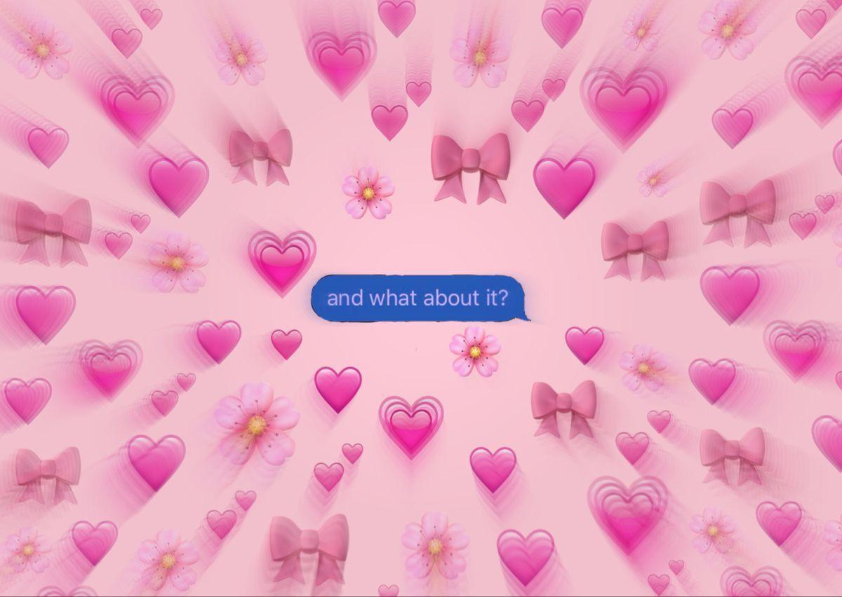 Aesthetic Laptop Background In 2020 Aesthetic Desktop Wallpaper Pink Wallpaper Laptop Pastel Pink Aesthetic