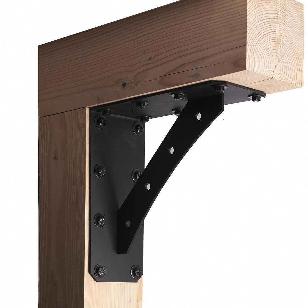 Pergola Hardware Brackets Pergolaondeckideas Pergola Attached To House Building A Deck Pergola