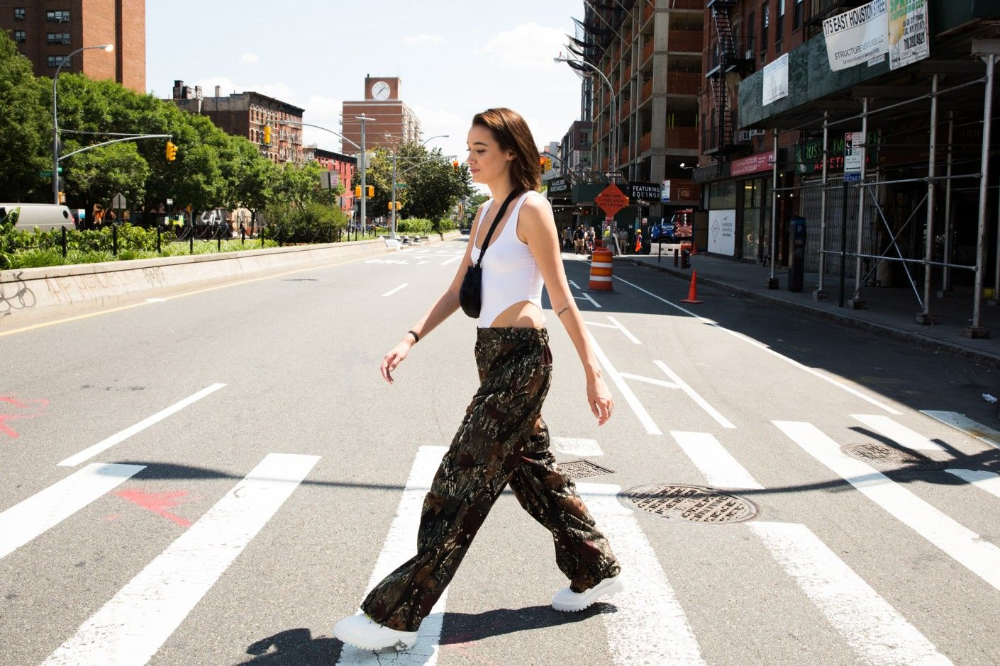 Singer Olivia O'Brien Talks Starting in the Music Industry - Street Style | Coveteur.com