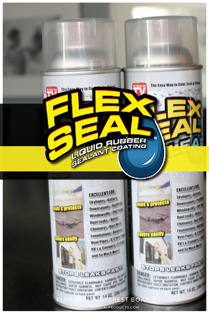 Flex Seal 174 In Original Brite And Clear The Easy Way To