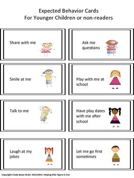 FRIENDSHIP BEHAVIORS || Differentiated Activities For K-5th