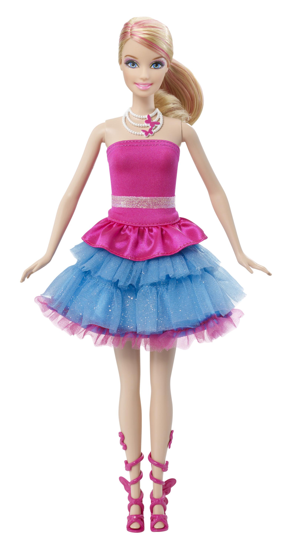 Cocktail Dress Barbie Doll
