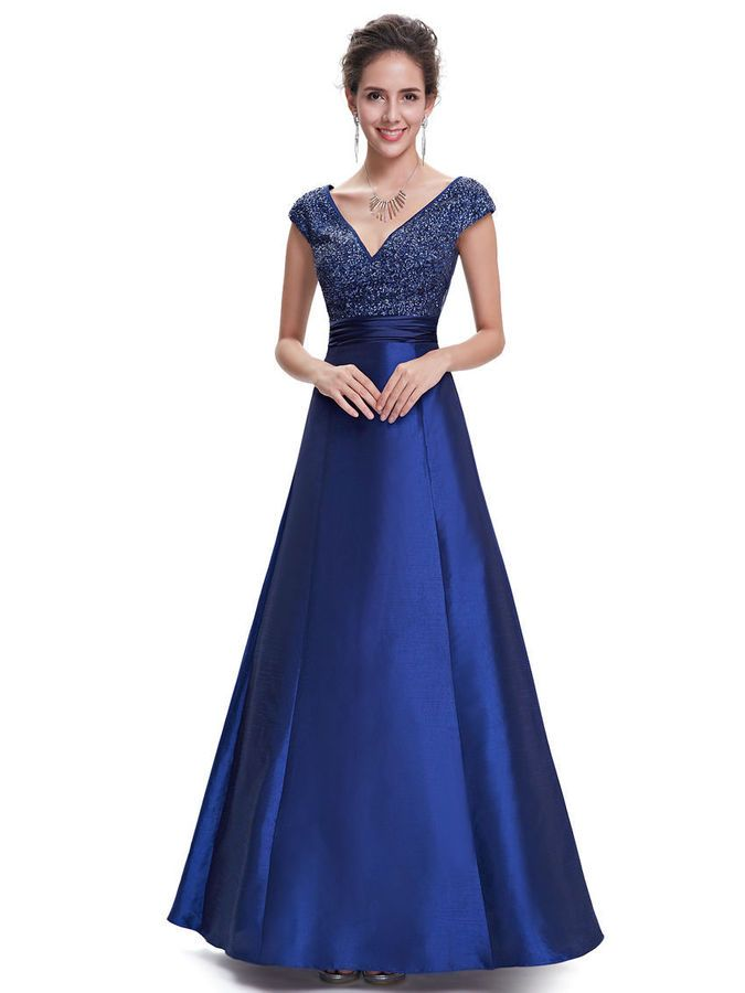 dress evening party long prom uk gown bridesmaid ball lace womens cocktail 16 6