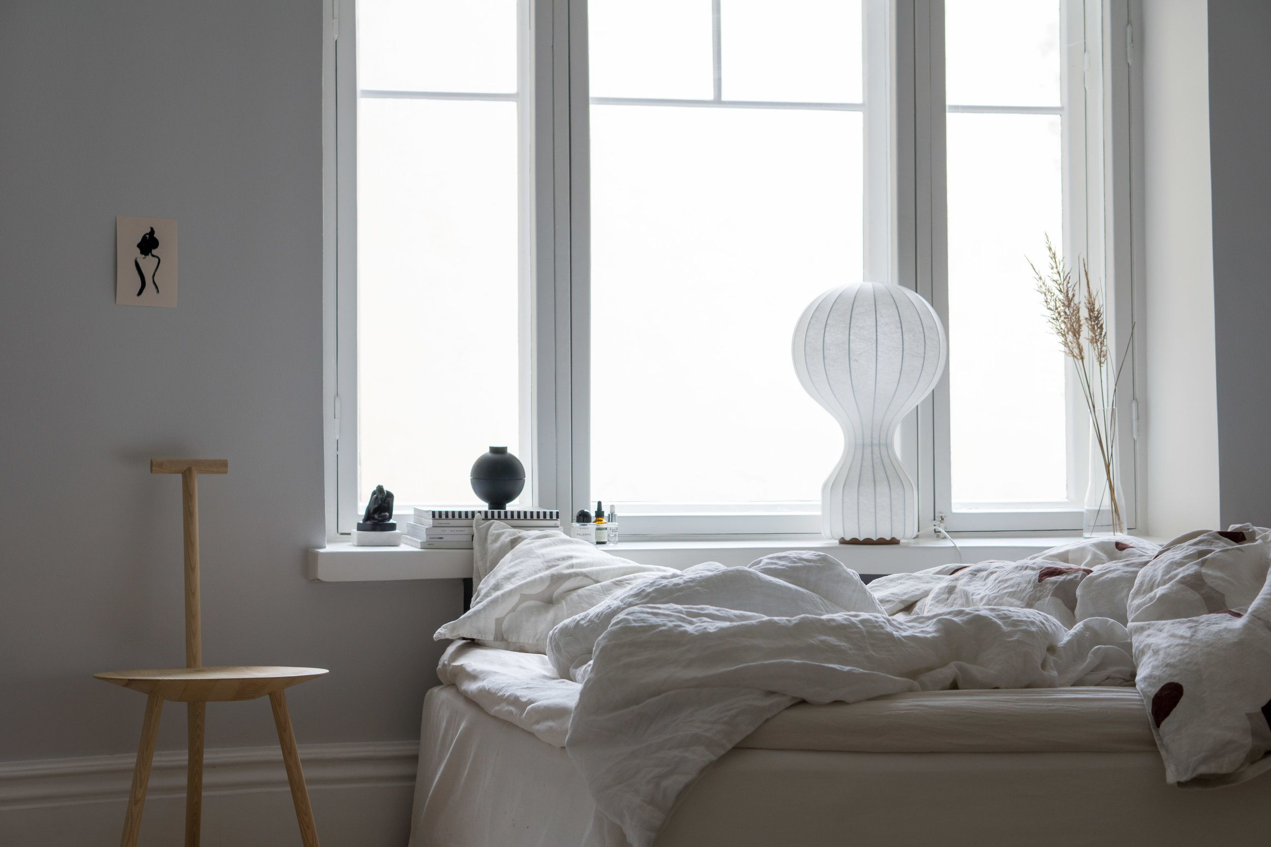 Relaxed Minimalism In Helsinki Coterie Schlafzimmer