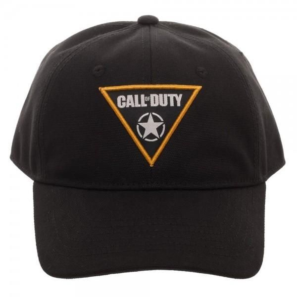 Call of Duty  WWII Woven Patch Dad Hat – Pop Culture Authority Shop ... 50d1eef27c87