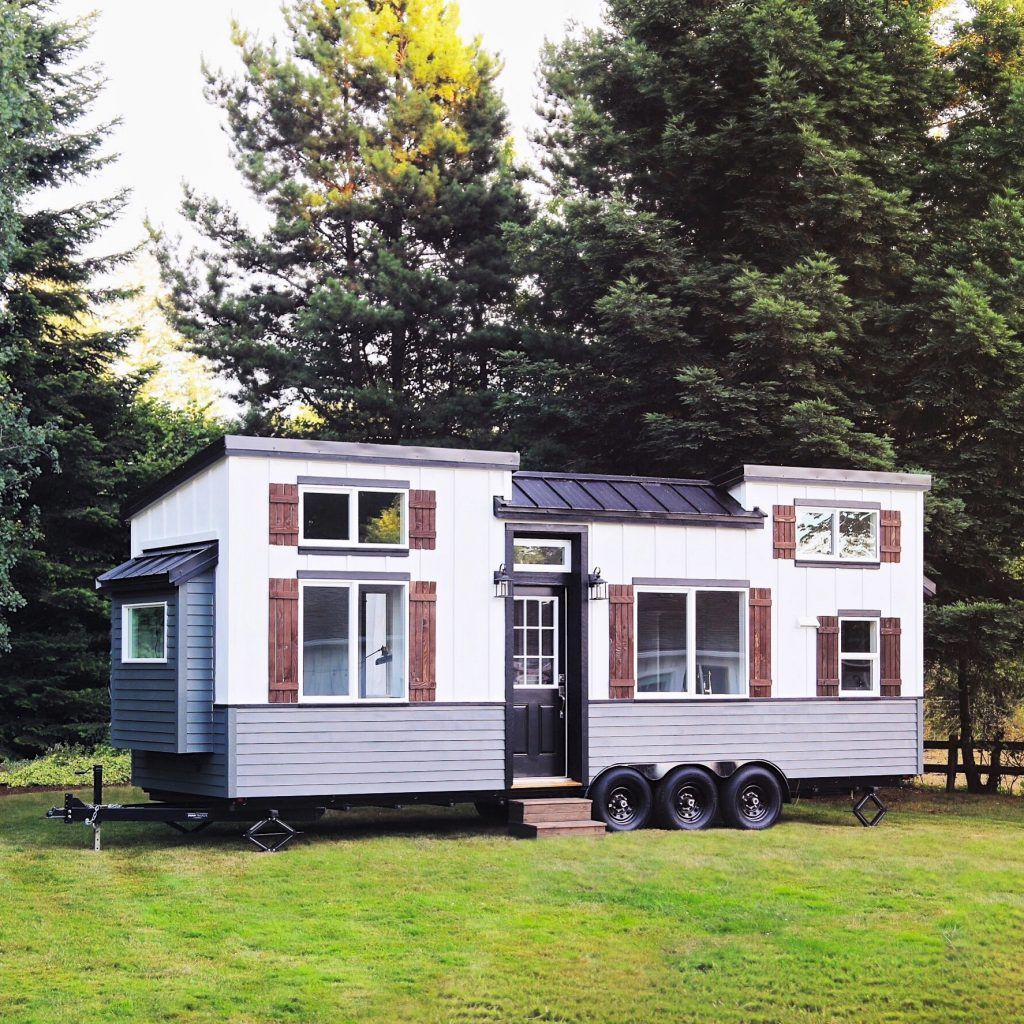Pacific Pearl Tiny House For Sale In Portland Oregon